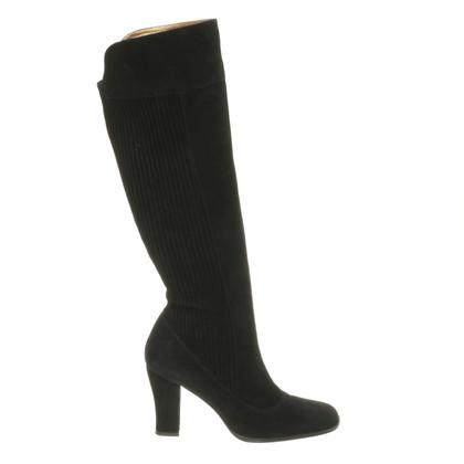 Dolce & Gabbana Stiefel aus Wildleder