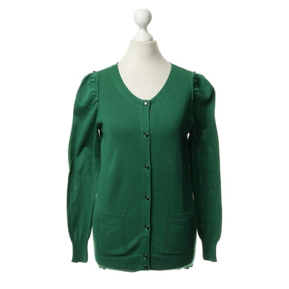 Marc by Marc Jacobs Cardigan met ruffle detail