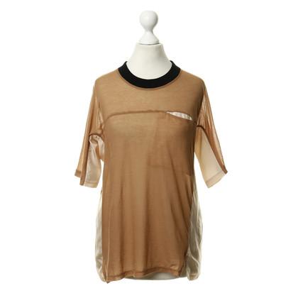 Marni Shirt mit Baumwolle und Seide