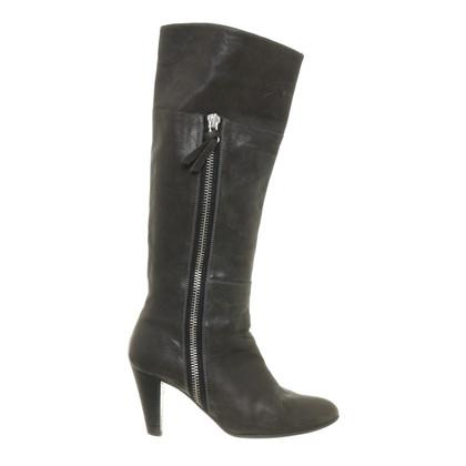 Other Designer Mer du Sud - grey boots