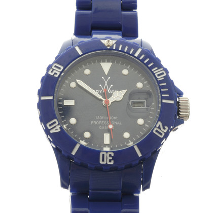 Andere merken Toy Watch - polshorloge in Royal Blue