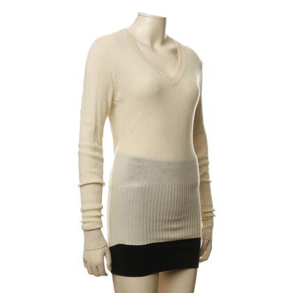 Iris von Arnim Sweater in cream