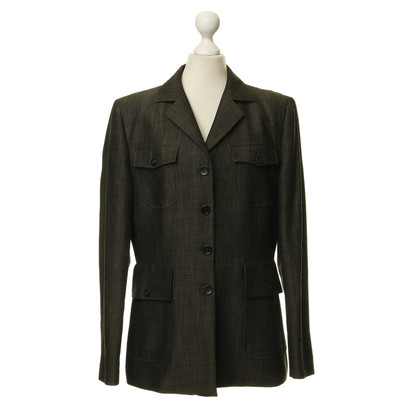 Nusco Blazer in dark green