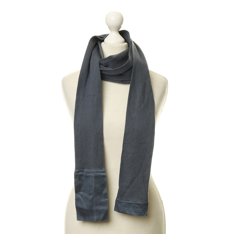 stella mccartney for h m scarf made of silk and wool buy