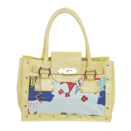 Blumarine Handbag in yellow