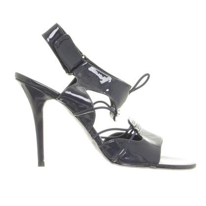 Stella McCartney Sandal in patent leather