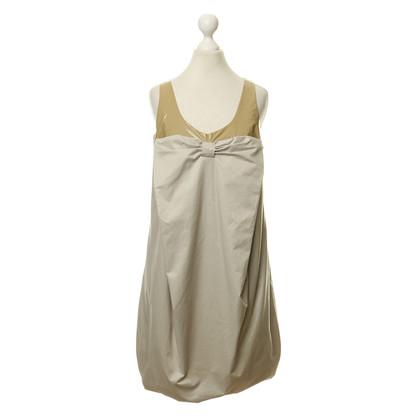 By Malene Birger Kleid mit Lack-Einsatz
