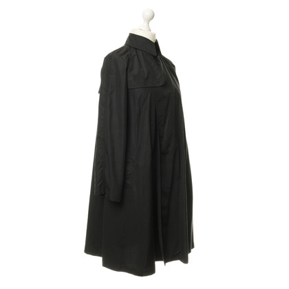 Jean Paul Gaultier Trench coat in black
