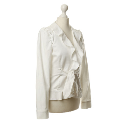 Red Valentino Blazer in white