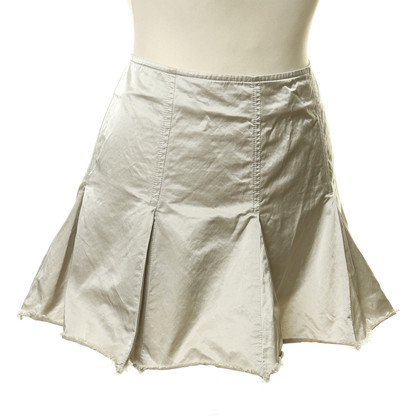 Paul Smith Mini skirt in silver
