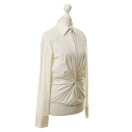 Donna Karan Node detail blouse