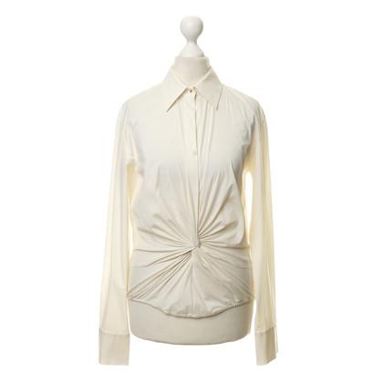 Donna Karan Node detail blouse