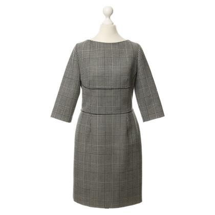 Stella McCartney The Glenn check dress look