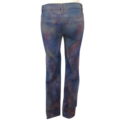 "Acne Jeans ' hex gespoten """