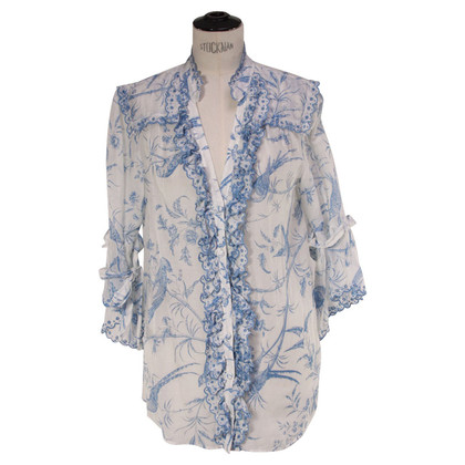 Alice By Temperley Blouse à volants