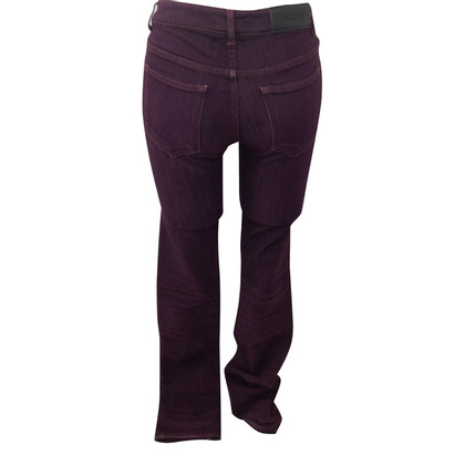 Acne Skinny jeans purple