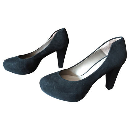 Paco Gil Peep toe pumps