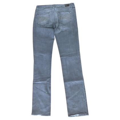 Paige Jeans Grey Skinny jeans