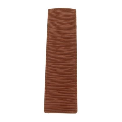 Louis Vuitton Comb case EPI leather Kenyan Brown
