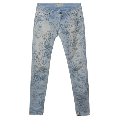 Drykorn Jeans with flower-print