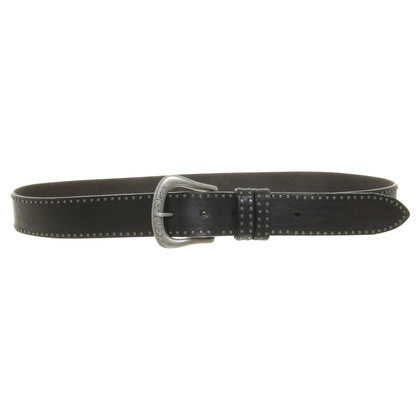 Calvin Klein Belt with studs trim