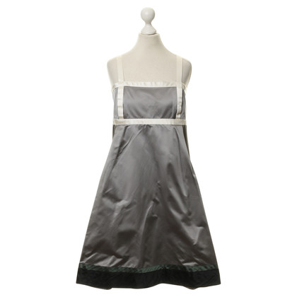 Malo Silk taffeta dress