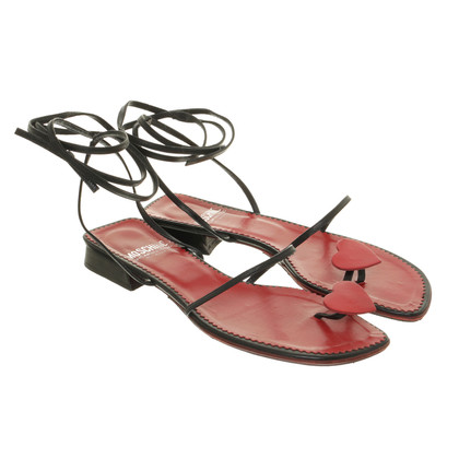 Moschino Cheap and Chic Lace-up sandalen