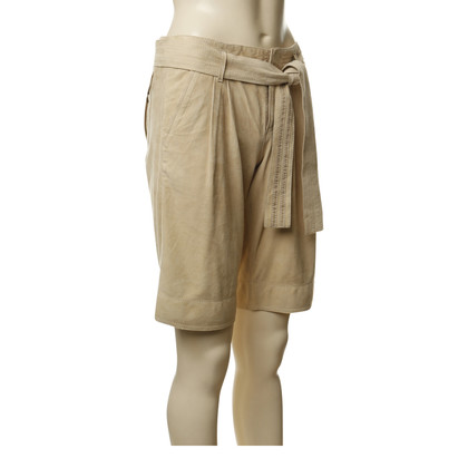 Hugo Boss Shorts from suede