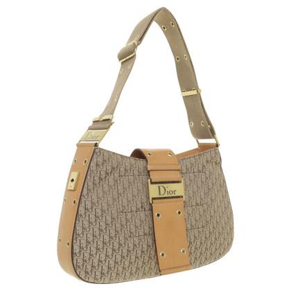 Christian Dior Shoulder bag with logo pattern