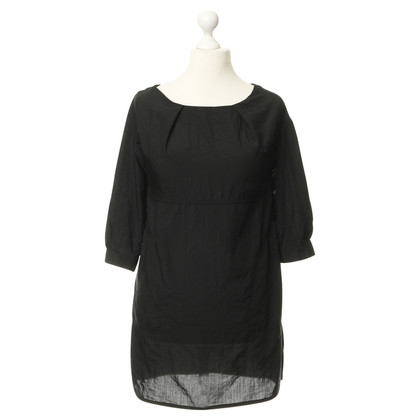 Acne Tunic in black