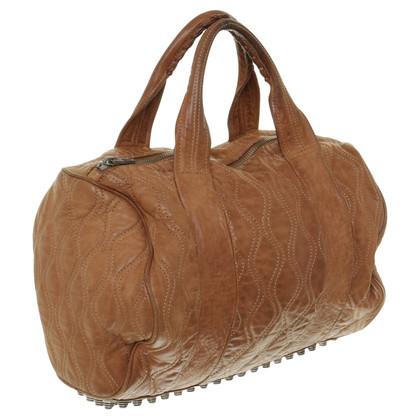 "Alexander Wang Light brown ""Rocco bag"""
