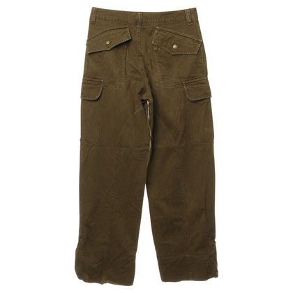 D&G Pantaloni in look militare