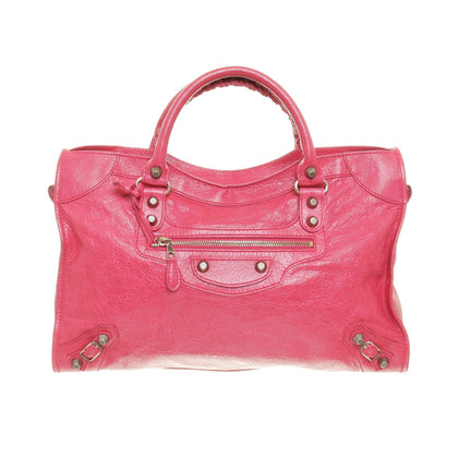 Balenciaga Tasche in Pink