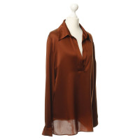 Gucci Silk blouse in Maroon