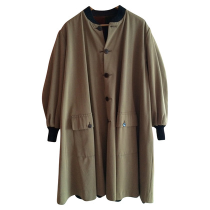 Jean Paul Gaultier Reversible coat in A line