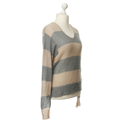 Lala Berlin Pullover with wide stripes