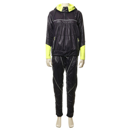 Stella McCartney for Adidas Sporty ensemble in violet