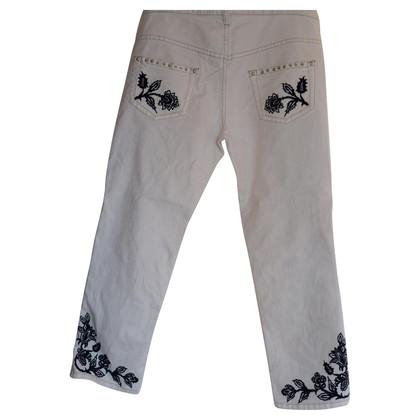 Isabel Marant Jeans mit Stickerei