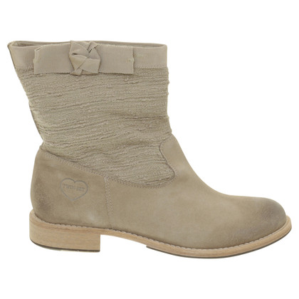 Other Designer Twin-set by Simona Barbieri boots in beige