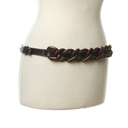 Furla Belt with chain detail