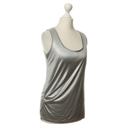 Reiss Silver top