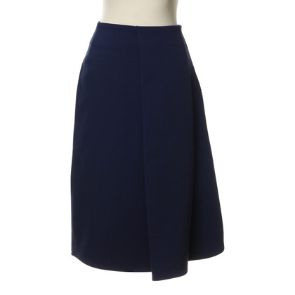 J.W. Anderson Blue skirt