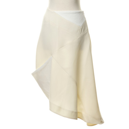 J.W. Anderson skirt with an asymmetrical cut