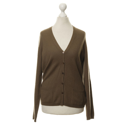 Loro Piana Kasjmier vest van Brown