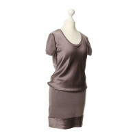 Marc Cain Dress with material mix