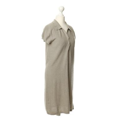 Eric Bompard Abito in maglia con seta