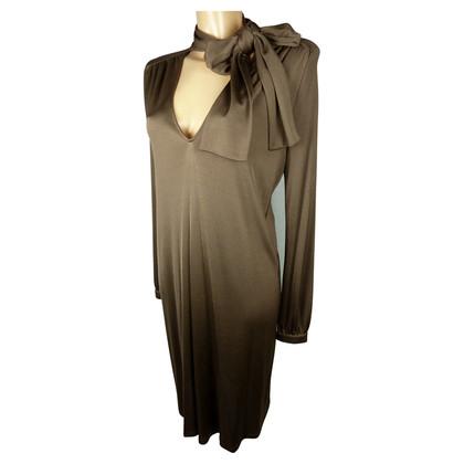 Chloé Jersey jurk met sjaal