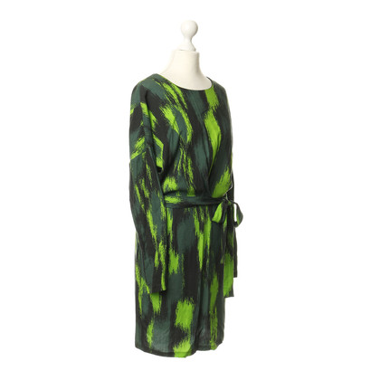 Lala Berlin Dress in green shades