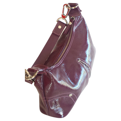 Longchamp Borsa in vernice
