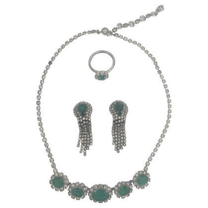 Christian Dior jewelry set
